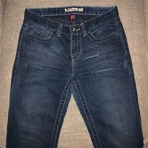 EUC BKE Brie Jeans Size 27.